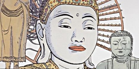 Cosey Bouddha azur_0008