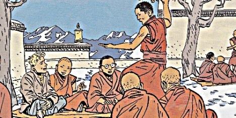 Cosey Bouddha azur_0005